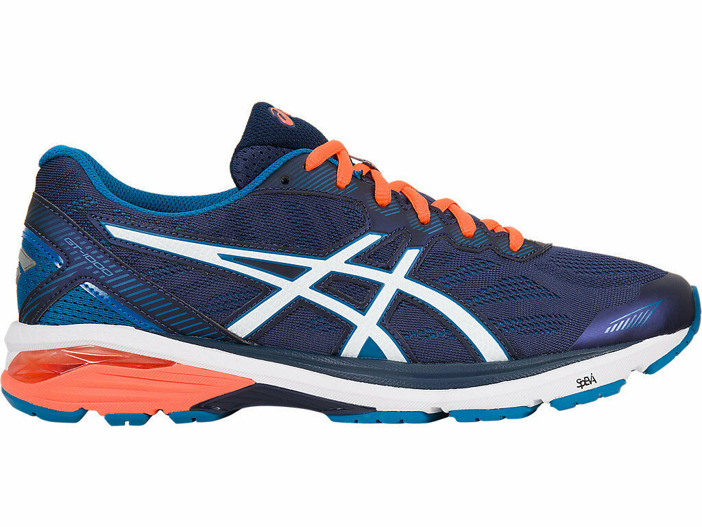Bona Fide Asics GT 1000 5 Mens Running Shoes (D) (4900)