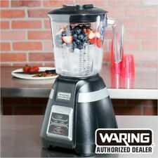 Waring Bb320 Clear Copolyester Jar Bar Blender Restaurant Commercial Drink Mixer