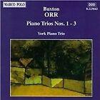 Buxton Orr: Piano Trios Nos. 1-3 (1996)