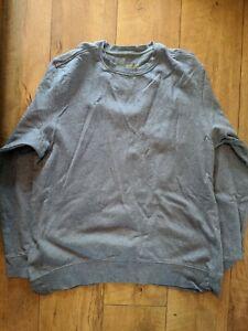Grey-Men-039-s-Sweatshirt-XL
