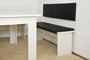 XXL Wandkissen mit Montage-Set 150cm x 30cm passend zu Klemmkissen ...