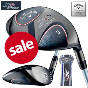 Callaway-Golf-XR-Speed-Women-039-s-Fairway-Project-X-HZRDUS-NEW-Inc-H-Cover