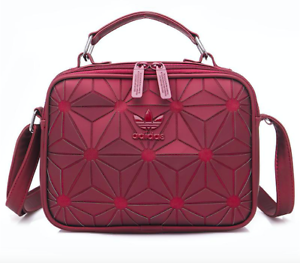 e5042f1e62 Image is loading Adidas-Issey-Miyake-RED-Sling-Bag-Bao-Bao-