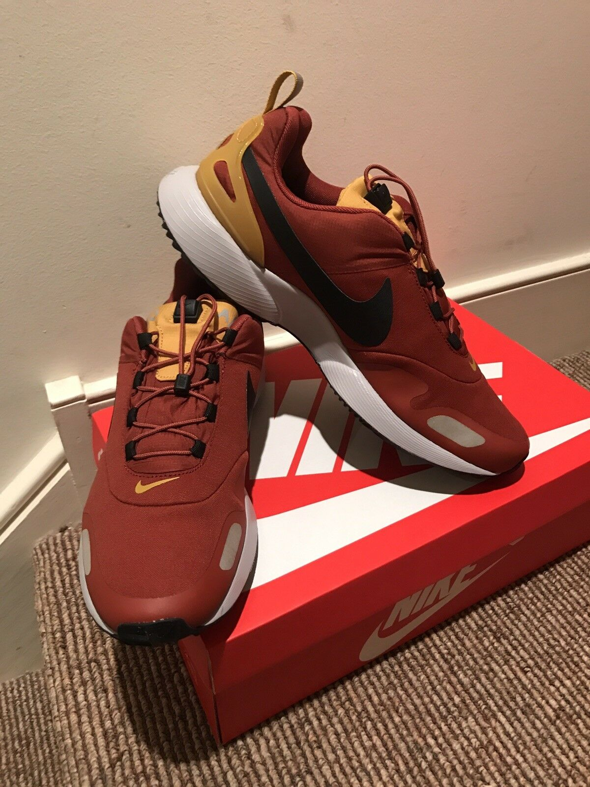 Nike Air Pegasus a / t NIB Marte piedra / Negro NIB t Hombre 924469 601Talla 9 y 10 el último descuento zapatos para hombres y mujeres 670cdd