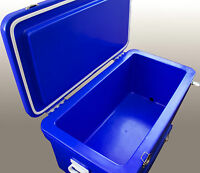 Ice Box Cooler For Picnics Store Beer/wine, Food, Drinks 70lt H/duty 80x40x36