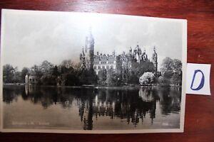 Sur De Soi Carte Postale Vue Carte Mecklenburg Vorpommern Schwerin-afficher Le Titre D'origine