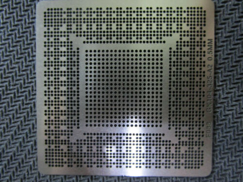 N14E-GT-W-A2 N13E-GT-W-A2 N13E-GTX-W-A2 N13E-GTX-A2 BGA Stencil Templat