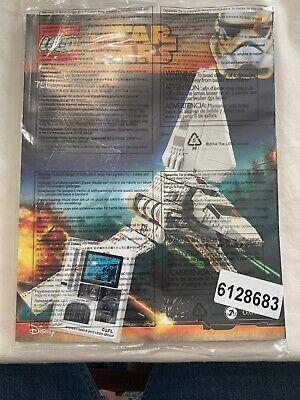 75094 IMPERIAL SHUTTLE TYDIRIUM star wars lego NEW sealed legos set