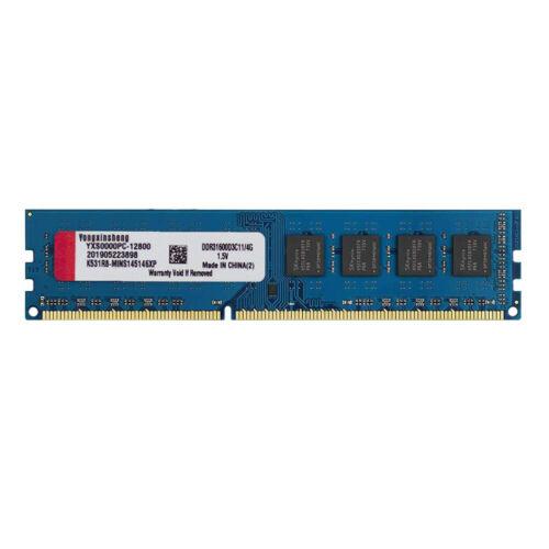 DDR3 4GB 8GB 1600MHz Desktop PC3 12800 DIMM 240 pin Computer Memory Ram Modules
