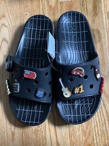 Luke Combs X Crocs Bootlegger Slide Sandals Size 9 Women S 11 Free Shipping Ebay