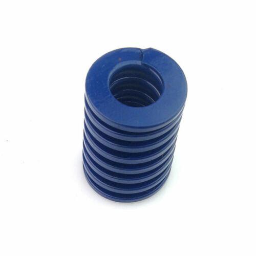 Kompression sterben Frühling Blau Schwere Ladung Pflicht 18 × 9 × 20-300mm Lange