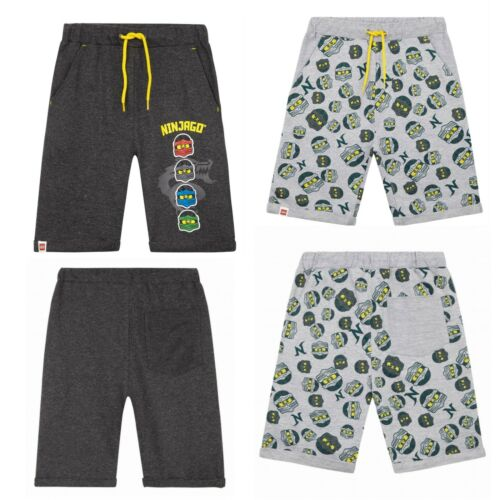 Boys Kids Children Lego Ninjago Bermuda Cotton Shorts Pants 3 4 5 6 7 8 9 10 yrs