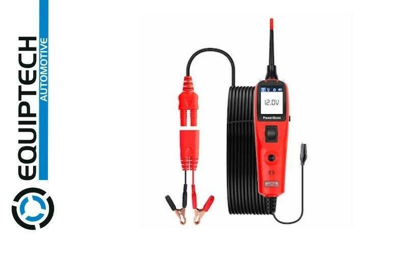 REVOLUTIONARY SCAN TOOL FOR CIRCUIT TESTING - AUTEL PS100