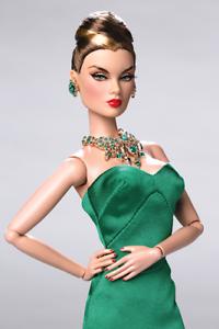 Divine Evening Victoire Roux Dressed Doll 2018 Integrity Convention Luxe Life