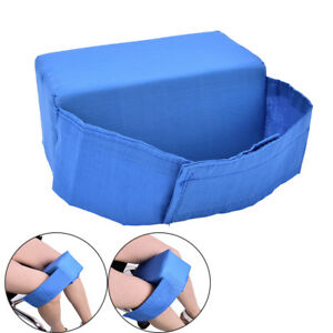 Knee-Ease-Pillow-Cushion-Comfort-Bed-Sleeping-Aid-Seperate-Back-Leg-Pain-L5R-CA
