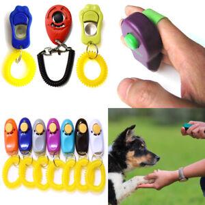 Puppy Training Clicker chien sifflet Trainer Pet cliquez sur l'enseignement Barking Obéissance-afficher le titre d`origine IEJdGtH5-07204225-473059630
