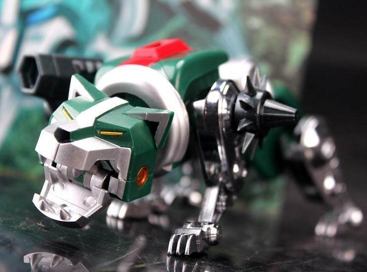 Fantasy Jewel FJ-BSW02 Voltron Lionbot Die-Cast Die-Cast Die-Cast Green Lion NEW 4a6163