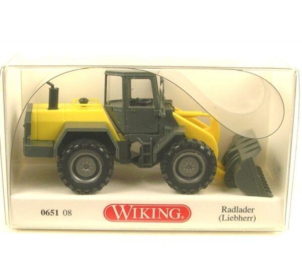 Liebherr Radlader (zinkyellow)  Wheel loader (zinc yellow)
