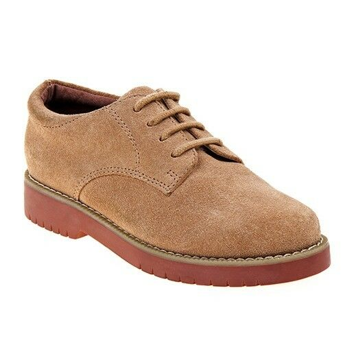 Academie JAMES-CW-C School shoes Dirty Buck - Wide - Size 7