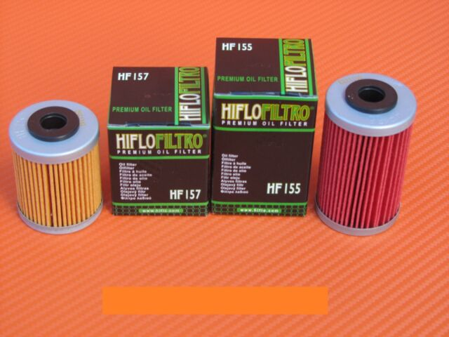 FILTRI OLIO KTM 690 LC4 SM - SMR SUPERMOTO PRESTIGE '07>'09 HIFLO HF 155-157