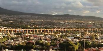 Venta de Terreno con Vista espectacular hacia los Arcos de Querétaro, Qro.
