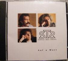 CD STS - Steinbäcker Timischl Schiffkowitz / Auf a Wort - Album Deutsch Rock