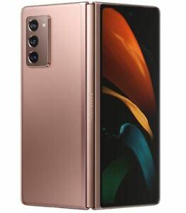 Samsung Galaxy Z Fold2 5G Bronze 256GB (Unlocked)