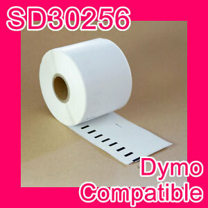 8-rolls-of-Compatible-Dymo-SD30256-30256-Large-Shipping-Labels