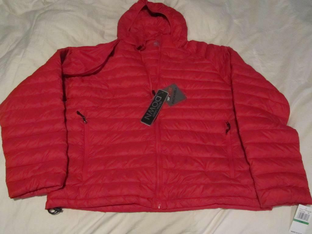 Down 175 NWT L Jacket Packable Ultralight Heat Degree 32