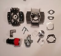 Puch 70cc 45mm Speed Kit Hi Performance Big Bore Complete Kit For Za50 E50 Moped