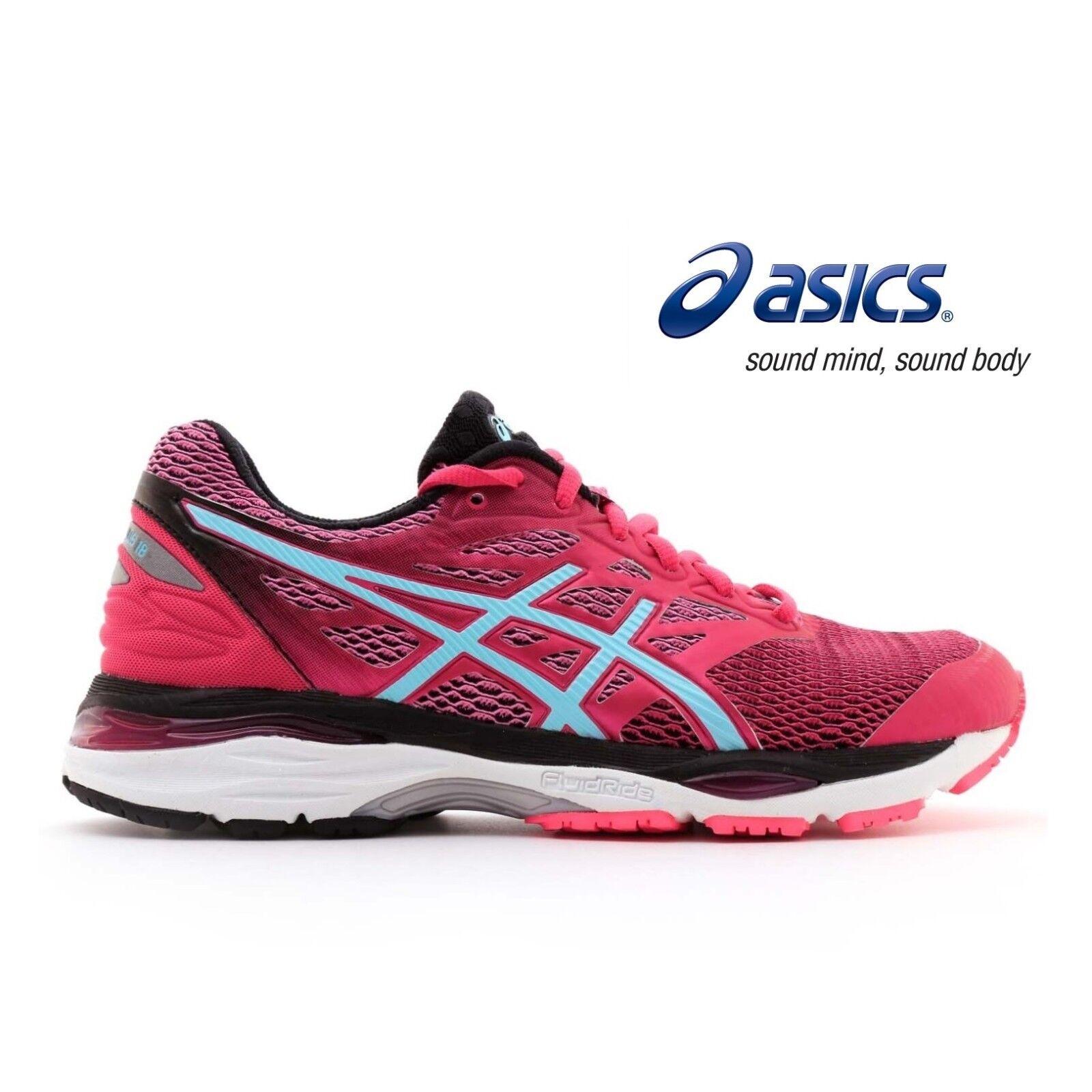 ASICS ginnastica Gel Cumulus 18 scarpe ginnastica ASICS donna trail running fucsia T6C8N 1978 932681