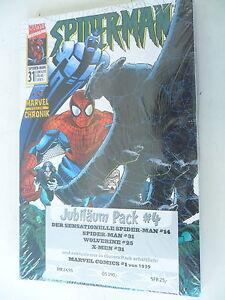 1 X Bd-anniversaire-pack # 4-marvel-par Ovp-k # 4 - Marvel - Z.ovp Fr-fr Afficher Le Titre D'origine En Voyageant