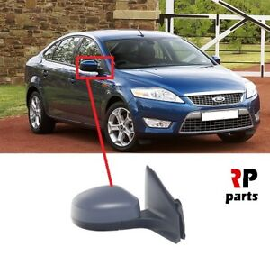 FOR-FORD-MONDEO-MK4-2007-2010-NEW-WING-MIRROR-ELECTRIC-HEATED-PRIMED-RIGHT-LHD
