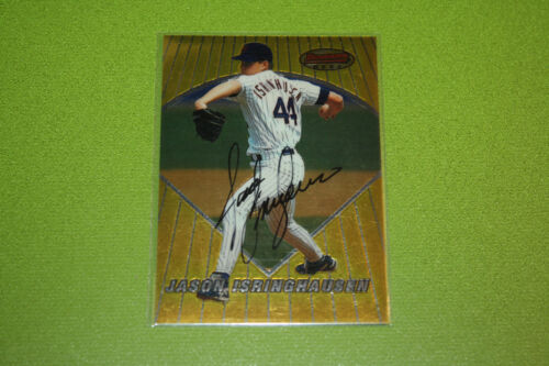 The Smoky CollectionNew York Mets A-M In Person Autograph AutoYou Pick