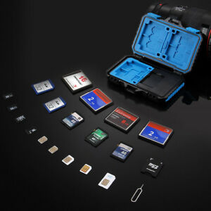Waterproof-Anti-shock-Multi-function-Camera-SIM-SD-TF-Card-Case-Storage-Box