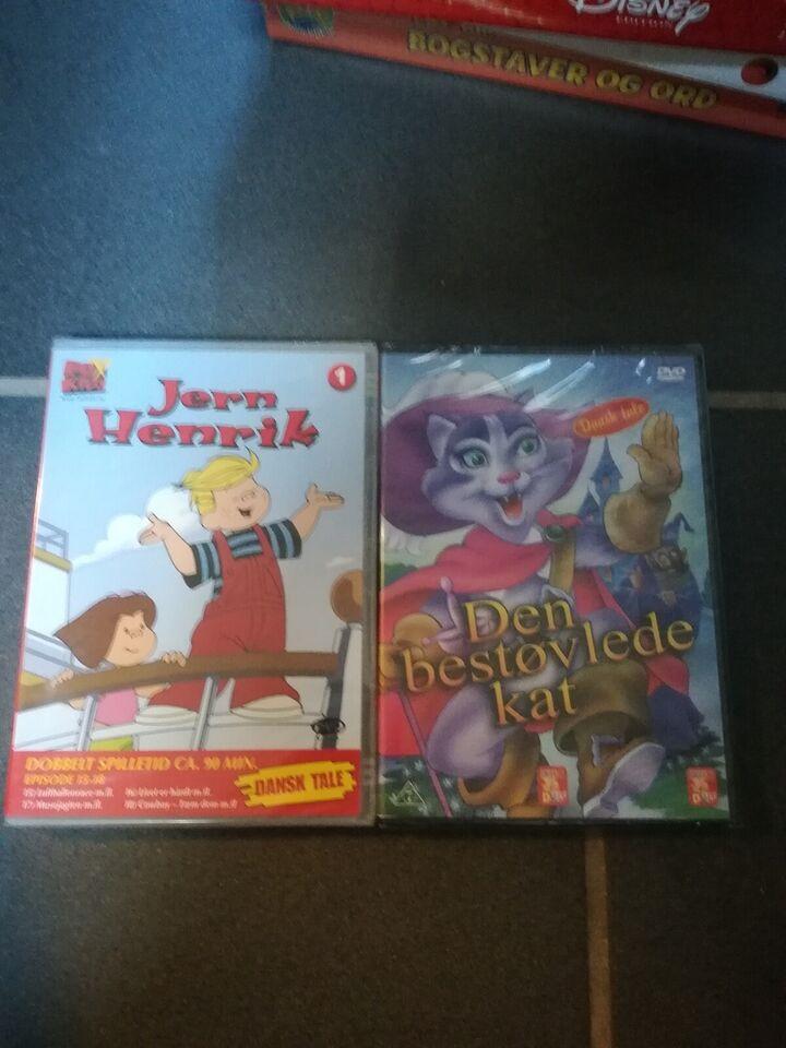 Diverse børne DVD, DVD, andet