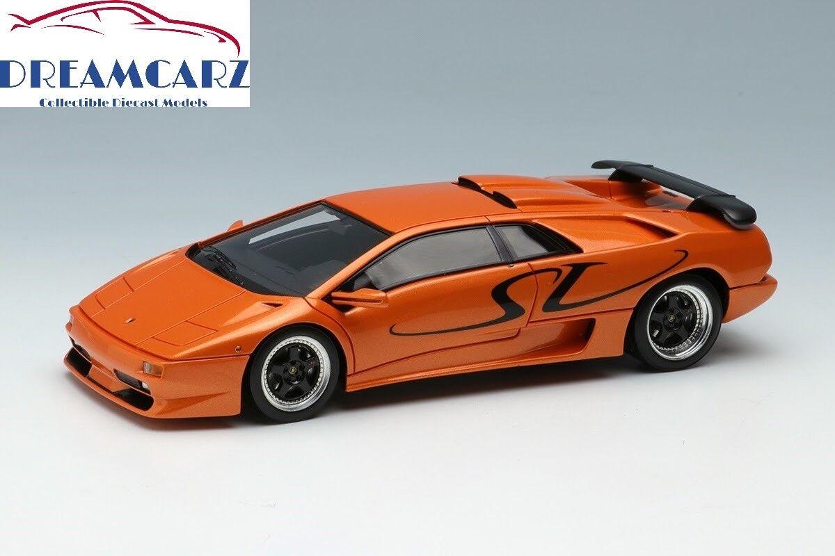 Make up Eidolon EM347E 1 43 1995 Lamborghini Diablo SV-différence de température logarithmique 35 pcs