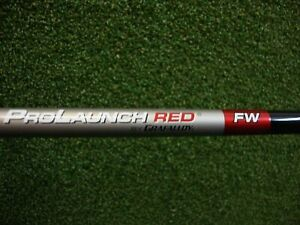 Graphite Shaft Adapter Cobra F6//7//8//King//Bio//FlyZ//Ltd Prolaunch Red 65 Stiff
