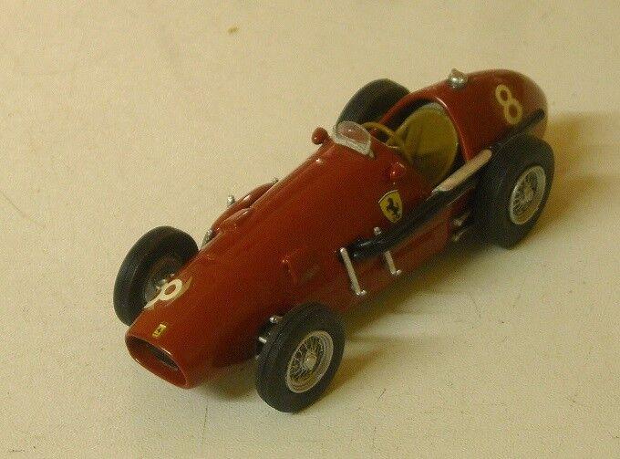 Ferrari 500 F1 FRENCH GRAND PRIX 1952 Ascari factory built by K & R replicas