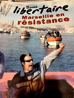 Le Monde Libertaire N°1418 Du 1/12/2005très Raremarseille En Résistance
