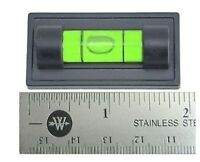One Magnetic Magnet Bubble Spirit Level 25mm Vial