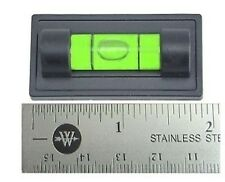 One Magnetic Magnet Bubble Spirit Level 25mm Vial NEW