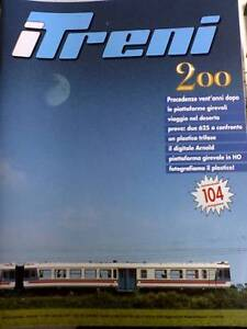 I Treni 200 1999 Il digitale Arnold - Due loco 625