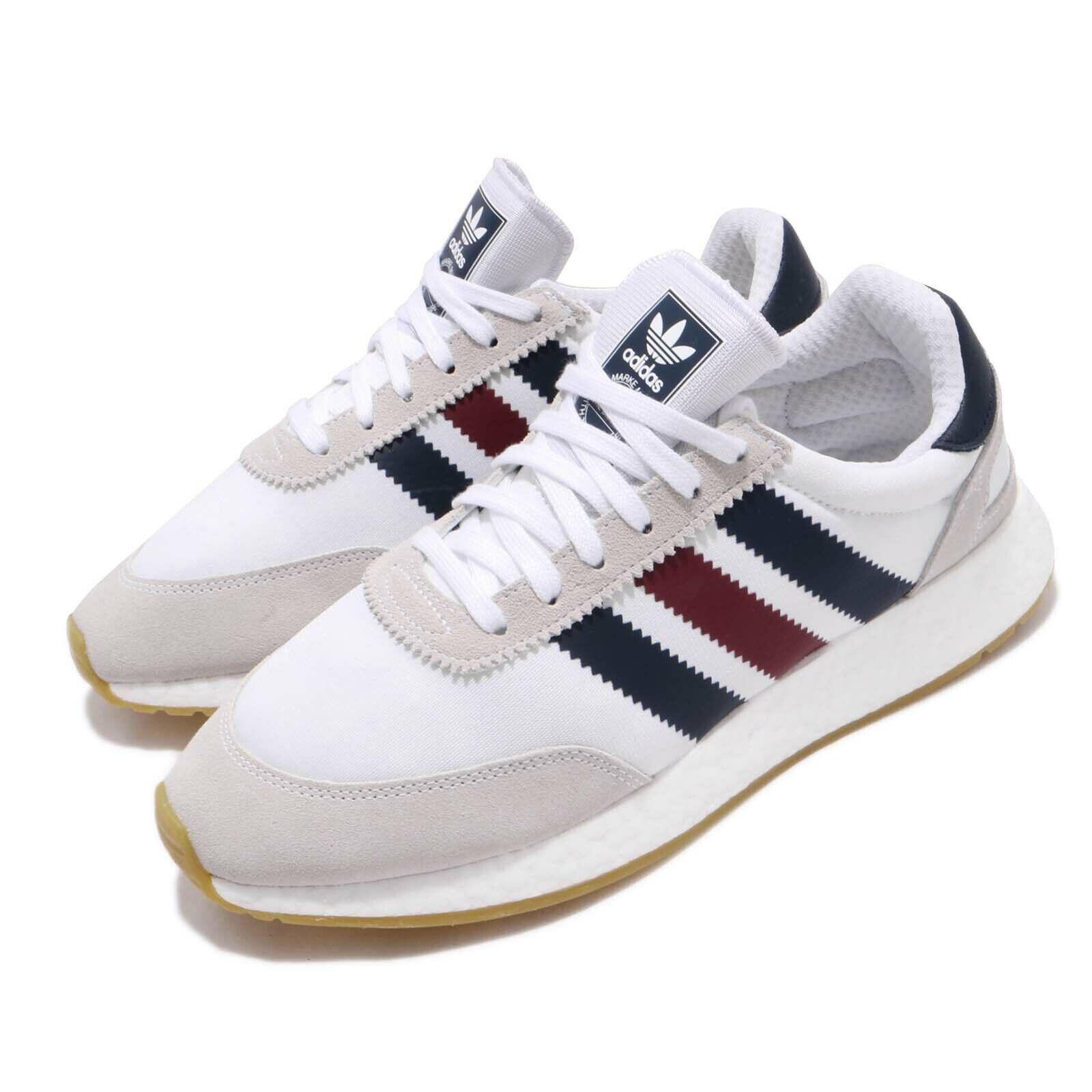 Adidas  Originals I -523 bianca Borgogna Navy Mens Running scarpe BOOST BD7813  prima i clienti