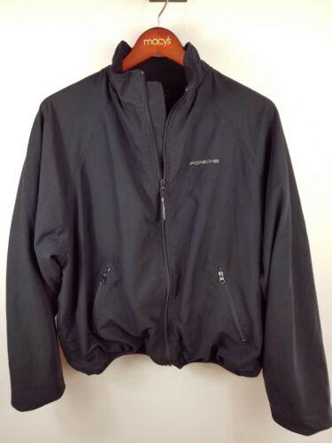 Vintage Porsche Jacket Black Size XL