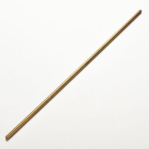 Brass Pipe Copper Pipe Copper Tube2mm 3mm 4mm 5mm Long 300mm Wall 0.5mm pj0