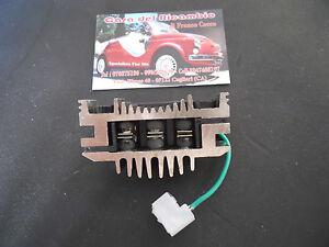 Piastra Diodi per FIAT 500 126 con Alternatore Marelli