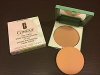 Clinique Stay-matte Sheer Pressed Powder Oil Free- (03) Stay Beige In Box