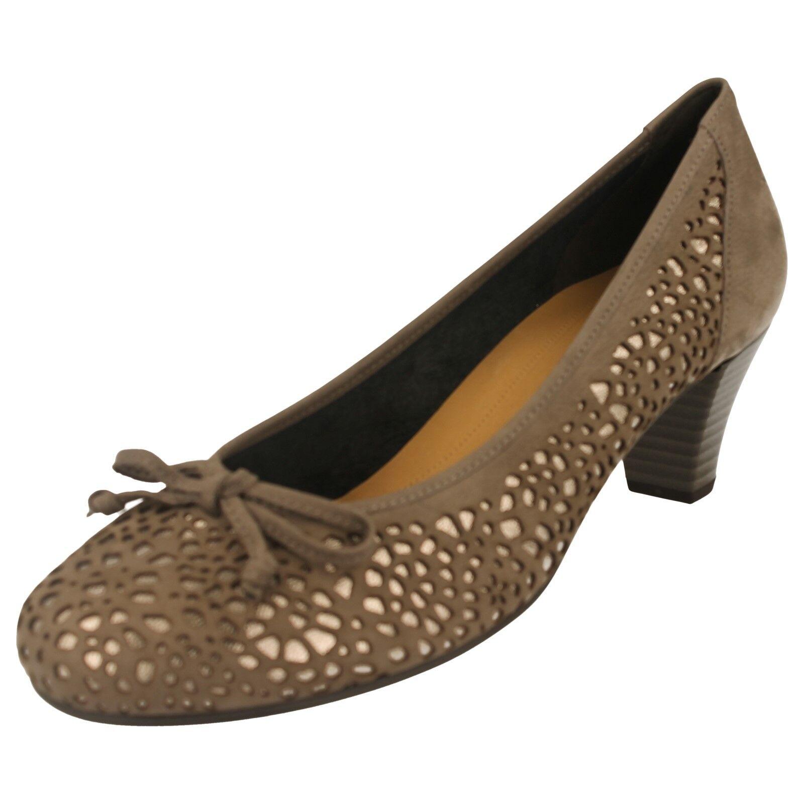 Mesdames GABOR style 25.483.13 colour-fumo   Sibler chaussure de cour