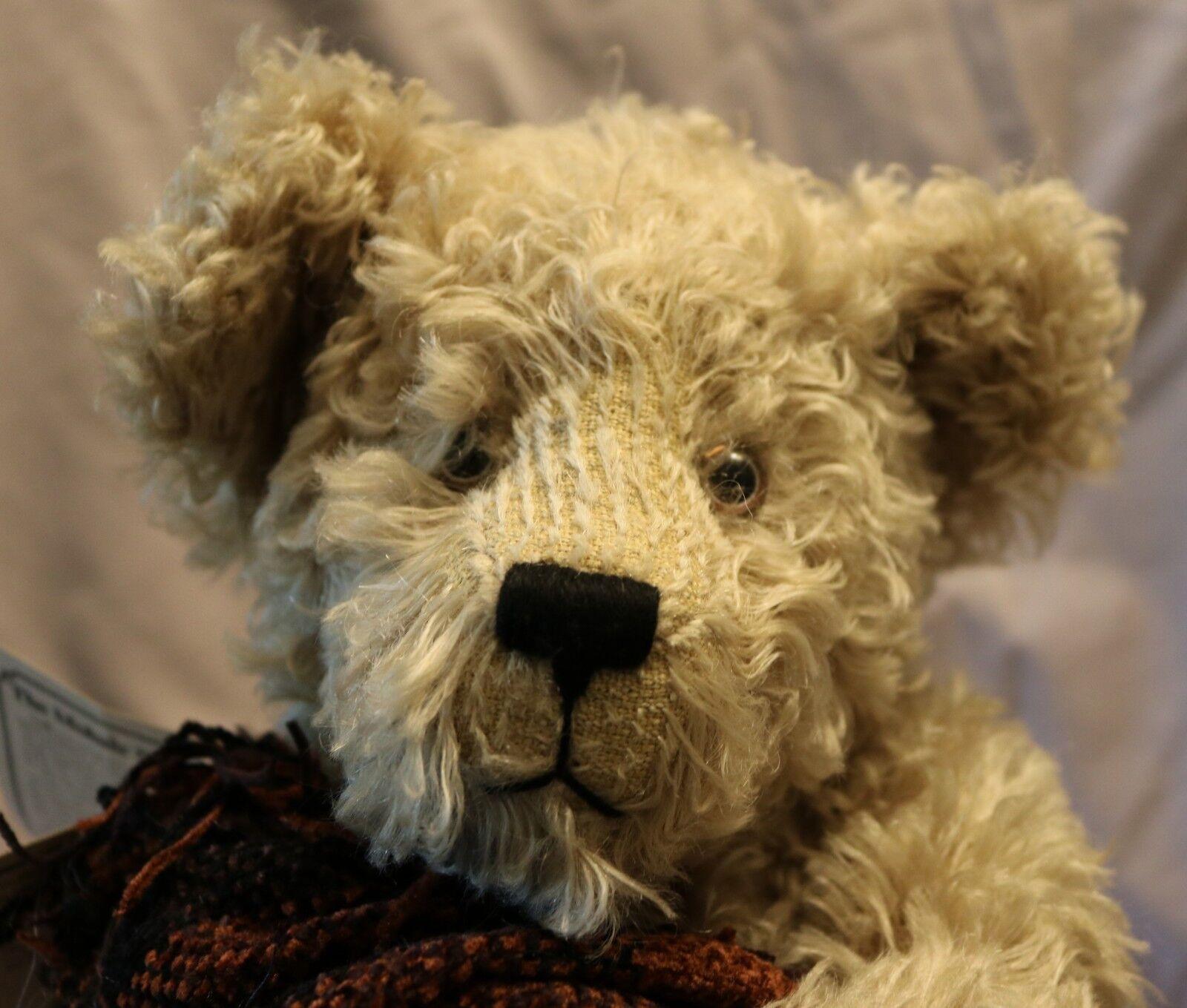 Boyds Bears Mohair Bear Collection Cleaveland G. Bearington Bear Style 590042-03